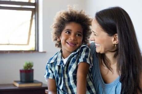 Hjälp ditt barn anpassa sig
