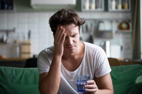 Bli kvitt huvudvärken med dessa 5 naturmedel