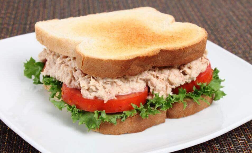 3 läckra recept på tonfisksmörgås