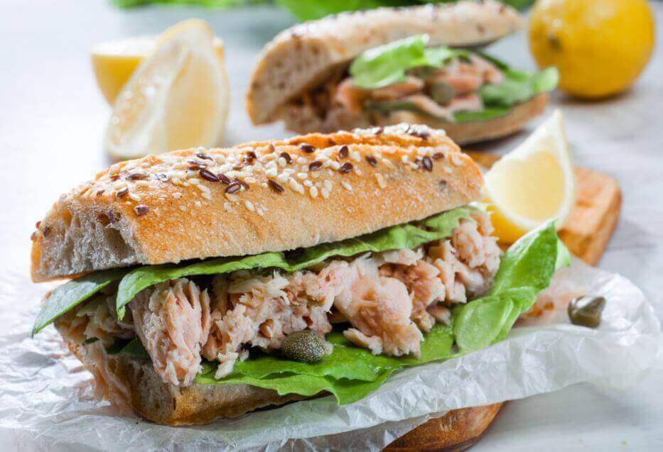 Tonfisksmörgås