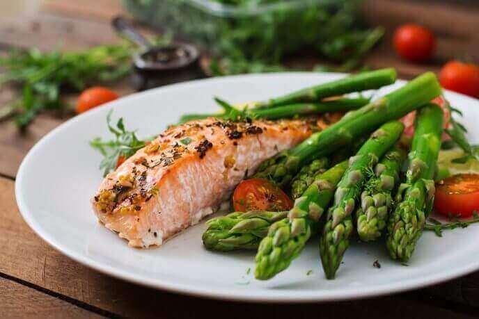 Hälsosam middag
