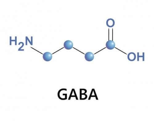 GABA kemisk formel