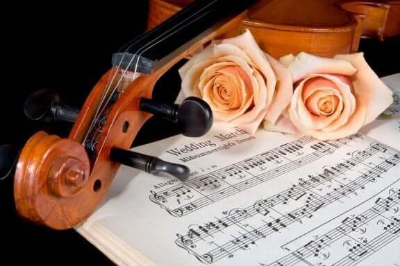 Klassisk musik: de bästa bröllopssångerna