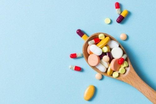Läkemedel på slev