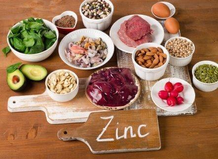 när ska man äta zink