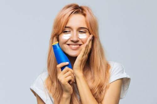 Åtta tips för att undvika solfläckar på huden