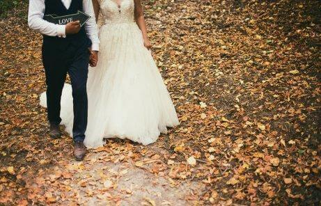 Välj bästa looken för ett höstbröllop