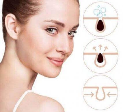 Hur du kan rensa porerna med tre lösningar