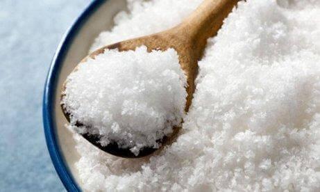 Salt med jod