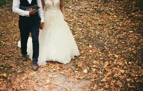 10 idéer för höstbröllop för din stora dag