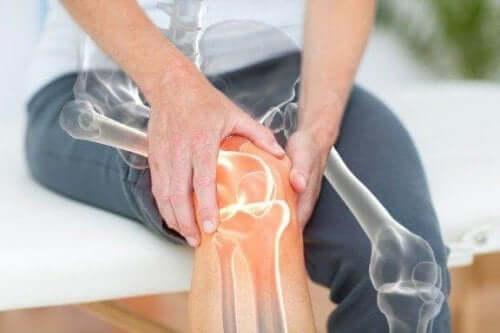 Vanor som underlättar behandlingen av artros