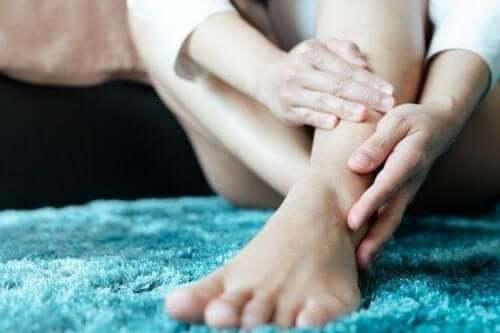 Willis-Ekboms sjukdom, eller rastlösa ben