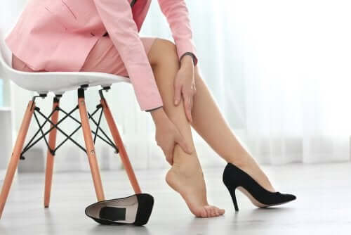 Lindring av svullna ben: 8 fantastiska tips