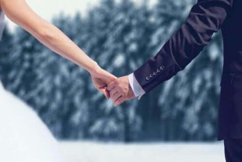 Bästa årstiden för sitt bröllop: vinter?