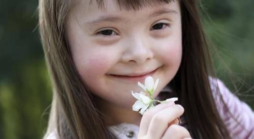 Uppfostra barn med downs syndrom som andra barn