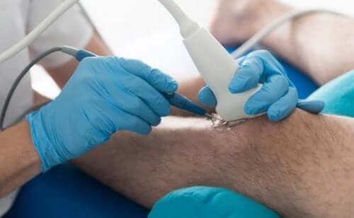 Kirurgi av typen artroskopi