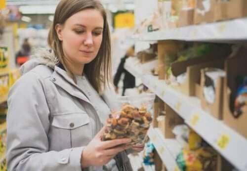 Vad står egentligen på en näringsdeklaration?