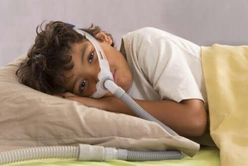 Obstruktiv sömnapné hos barn: symptom och behandling
