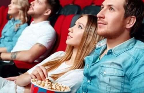 Par på bio