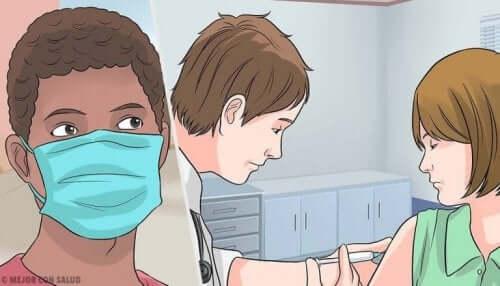 Provtagning hos läkare