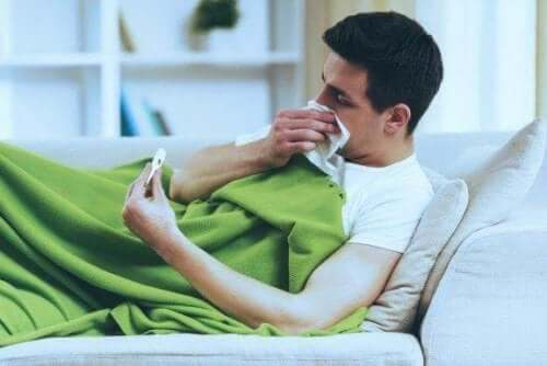 Skillnaderna mellan förkylning och influensa