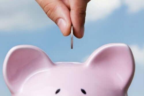 Sluta röka; spara pengar