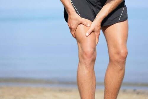 Smärta i knäna