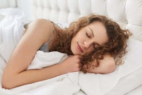 Sov på din vänstra sida