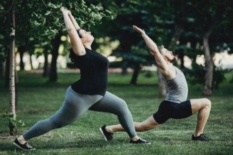 Att sänka kolesterolet utan statiner med träning