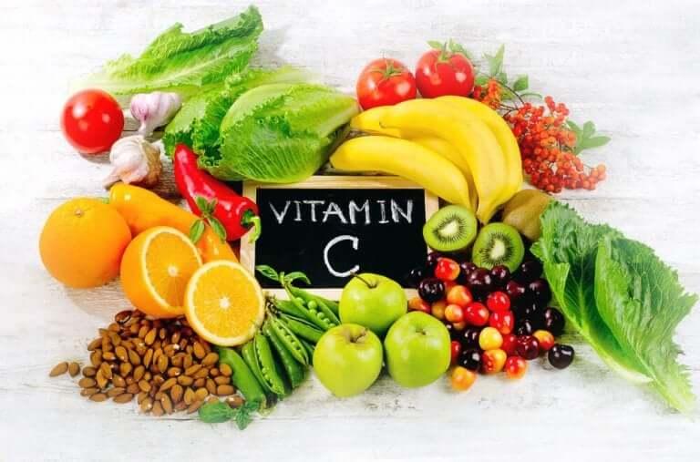 Ät mer C-vitamin