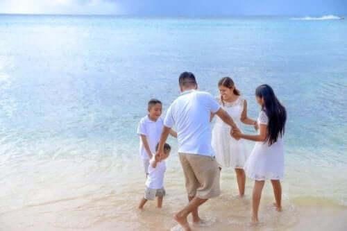 Tips för att åka till stranden med barnen