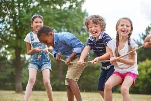 Barnen som överbelastas med aktiviteter