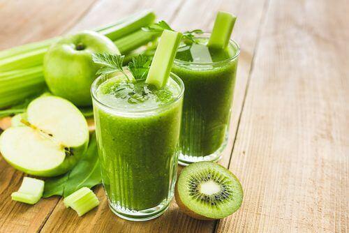 Fakta om gröna smoothies