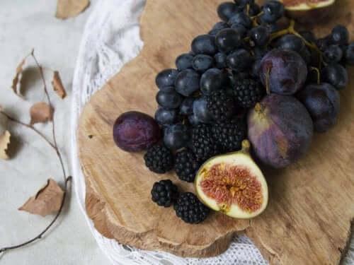Recept chokladtryffel med frukt