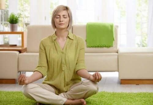 Meditation och yoga är bra för hjärnan