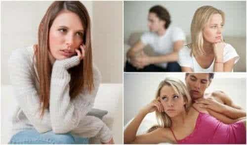 Vad man ska göra om man är trött på sin partner