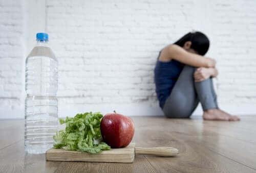 Riskfaktorer för depression: dålig kost
