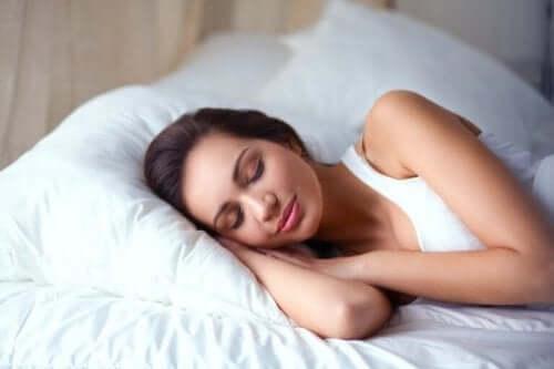 Sov tillräckligt för hjärnans skull