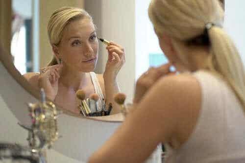 Tips för att hålla huden ung vid 40