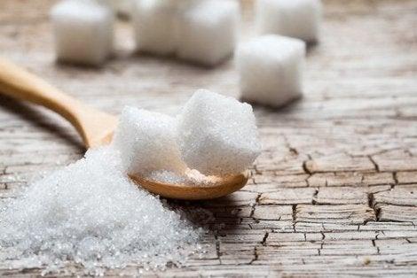 ersättning för socker