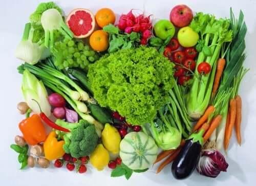 Använd grönsaker i nyttig mat åt bebisar
