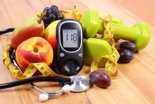 Ät rätt om du har diabetes