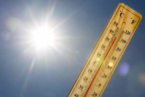 Behandling av hypertermi – förhöjd kroppstemperatur