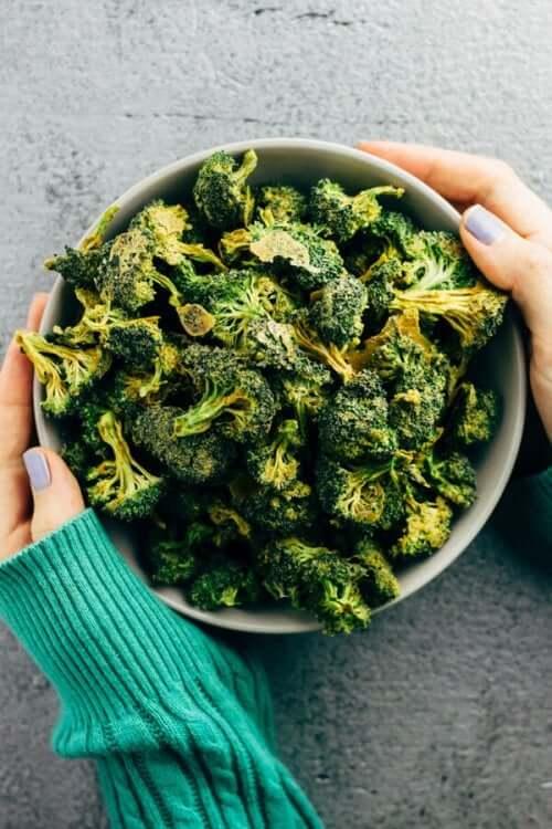 Broccolichips