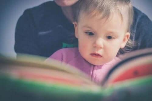 Doman-metoden för att lära ut läsning