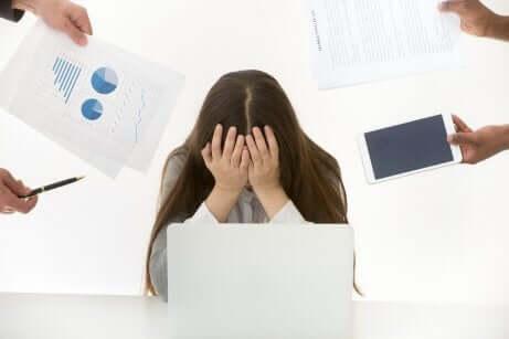 Du bör undvika stress under graviditeten