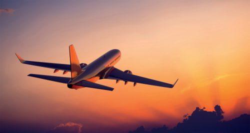 Flygresor med barn