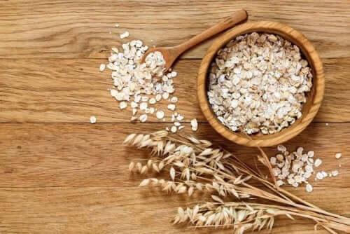 Havregryn motverkar kolesterol