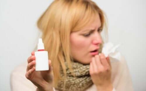 Hur man använder nässprejer och varför