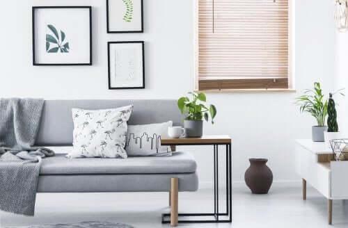 Förenkla ditt hem med minimalism